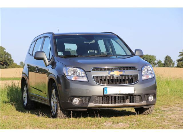 verkauft chevrolet orlando 1 8 lt gebraucht 2012 km in lehmkuhlen ret. Black Bedroom Furniture Sets. Home Design Ideas