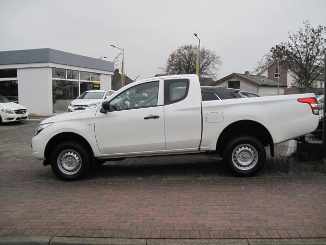 verkauft mitsubishi l200 pick up 4x4 s., gebraucht 2018, 130 km in
