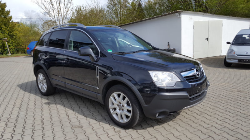 verkauft opel antara edition 4x4 navi gebraucht 2010 132. Black Bedroom Furniture Sets. Home Design Ideas
