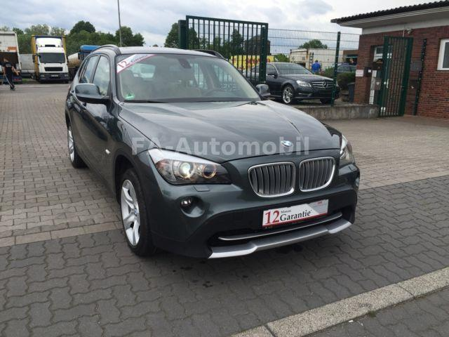 verkauft bmw x1 sdrive 20d automatik p gebraucht 2010. Black Bedroom Furniture Sets. Home Design Ideas