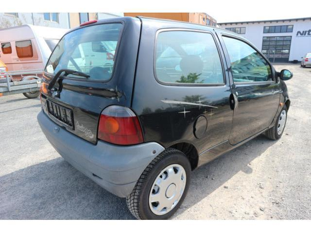 verkauft renault twingo 1 2 automatik gebraucht 1998 km in potsdam. Black Bedroom Furniture Sets. Home Design Ideas