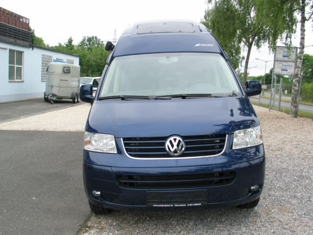 verkauft vw california t5 polyroof ho gebraucht 2007. Black Bedroom Furniture Sets. Home Design Ideas