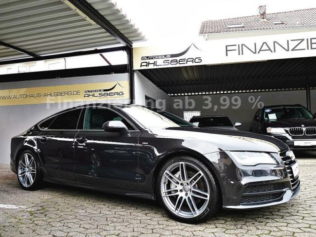 verkauft audi a7 3 0 tdi quattro s lin gebraucht 2013 km in pfullingen. Black Bedroom Furniture Sets. Home Design Ideas