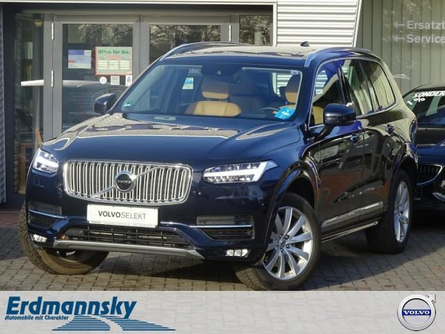 verkauft volvo xc90 d5 awd inscription gebraucht 2015 km in celle gr hehlen. Black Bedroom Furniture Sets. Home Design Ideas