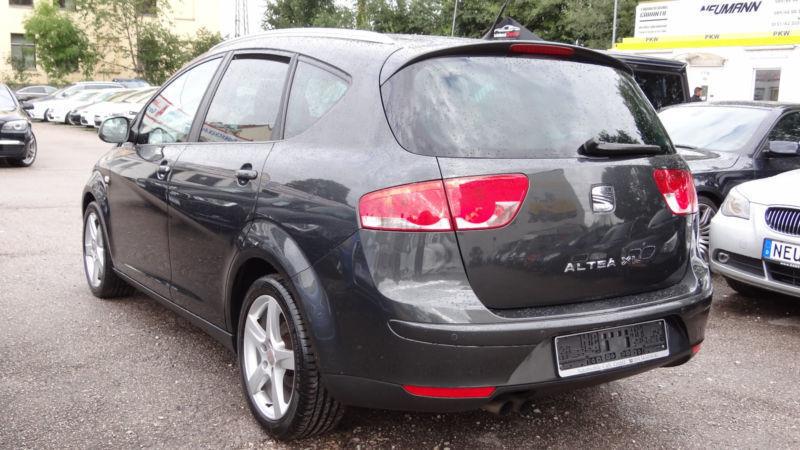 verkauft seat altea xl sport klimaauto gebraucht 2009 km in m nchen. Black Bedroom Furniture Sets. Home Design Ideas