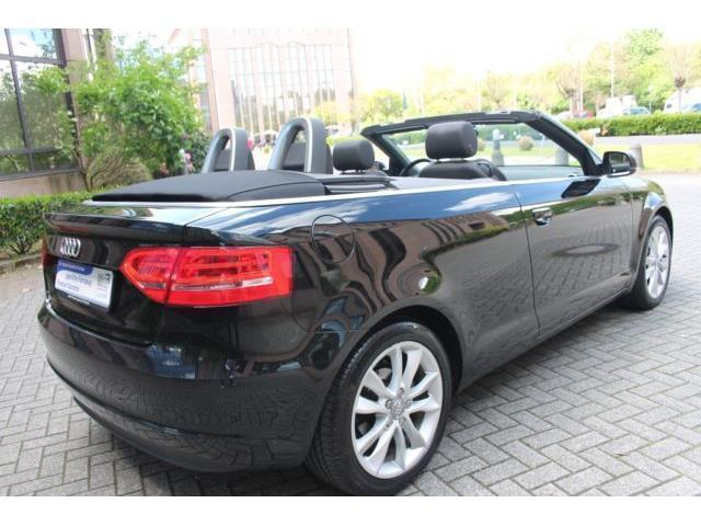 verkauft audi a3 cabriolet ambition xe gebraucht 2010. Black Bedroom Furniture Sets. Home Design Ideas