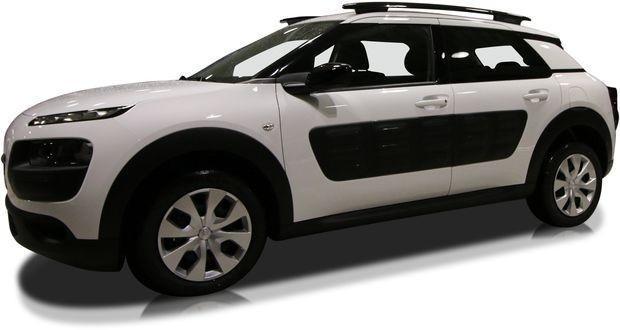 gebraucht Citroën C4 Cactus Feel
