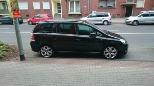 verkauft opel zafira opc gebraucht 2007 km in. Black Bedroom Furniture Sets. Home Design Ideas