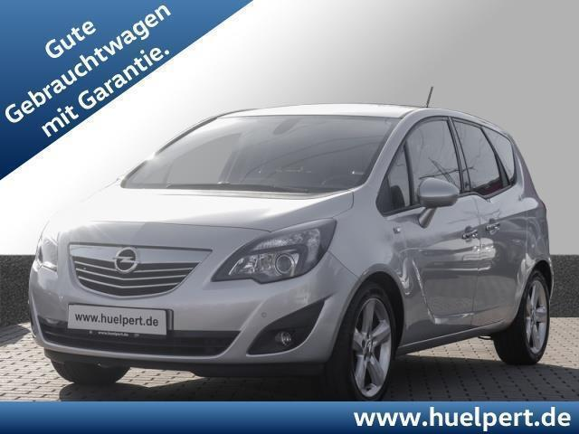 gebraucht Opel Meriva B 1.4 Turbo Innovation ecoFlex NAVI