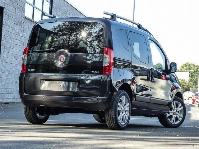 verkauft fiat qubo qubo my1 3 d p pdc gebraucht 2014 km in bochum. Black Bedroom Furniture Sets. Home Design Ideas