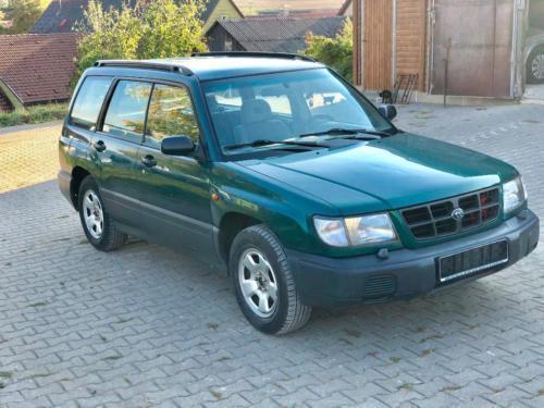 Verkauft Subaru Forester 4x4 Allrad Tü Gebraucht 1999 199000 Km