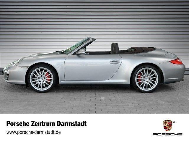 verkauft porsche 911 carrera 4s cabrio gebraucht 2010 km in darmstadt. Black Bedroom Furniture Sets. Home Design Ideas