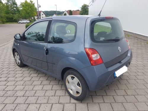 verkauft renault twingo dynamique neu gebraucht 2007 km in gammertingen. Black Bedroom Furniture Sets. Home Design Ideas