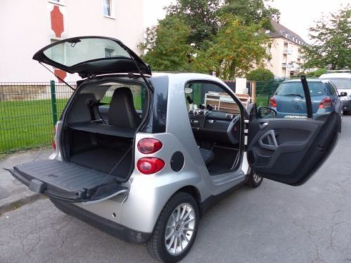 verkauft smart fortwo coup gebraucht 2009 km in menden. Black Bedroom Furniture Sets. Home Design Ideas