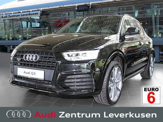 verkauft audi q3 sport 2 0 tdi quattro gebraucht 2016 7. Black Bedroom Furniture Sets. Home Design Ideas