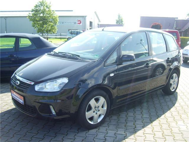 verkauft ford c max 1 6 style gebraucht 2007 km in schweindorf. Black Bedroom Furniture Sets. Home Design Ideas