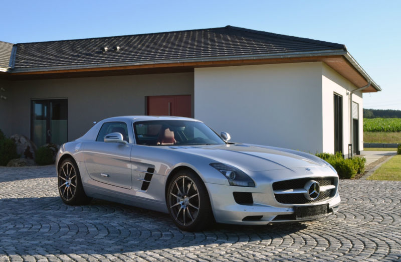sls amg gebrauchte mercedes sls amg kaufen 162 g nstige autos zum verkauf. Black Bedroom Furniture Sets. Home Design Ideas