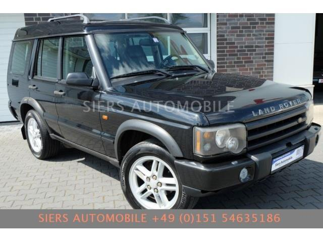 verkauft land rover discovery 2 2 5 td gebraucht 2004. Black Bedroom Furniture Sets. Home Design Ideas
