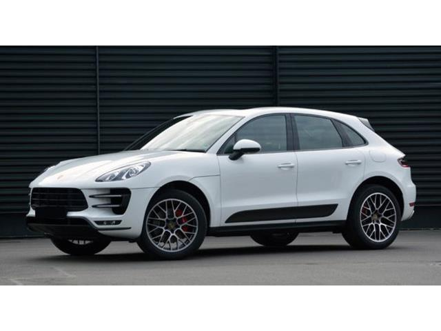verkauft porsche macan turbo pdk my15 gebraucht 2014. Black Bedroom Furniture Sets. Home Design Ideas