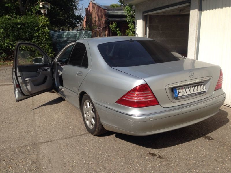 verkauft mercedes s500 gas anlage gebraucht 1999 km in frankfurt am main. Black Bedroom Furniture Sets. Home Design Ideas