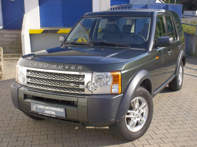 verkauft land rover discovery 3 v6 td gebraucht 2008 km in osterode am harz. Black Bedroom Furniture Sets. Home Design Ideas