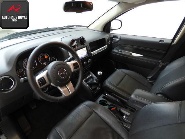 verkauft jeep compass 2 2 crd limited gebraucht 2014 km in berlin. Black Bedroom Furniture Sets. Home Design Ideas