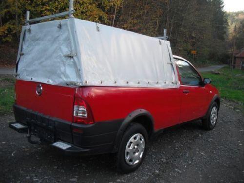 35 gebrauchte fiat strada fiat strada gebrauchtwagen. Black Bedroom Furniture Sets. Home Design Ideas