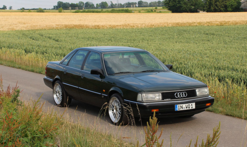 verkauft audi 200 quattro schiebedach gebraucht 1990 km in berlin. Black Bedroom Furniture Sets. Home Design Ideas
