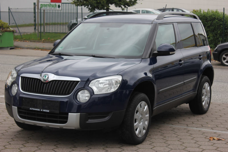 gebrauchte skoda yeti skoda yeti gebrauchtwagen. Black Bedroom Furniture Sets. Home Design Ideas