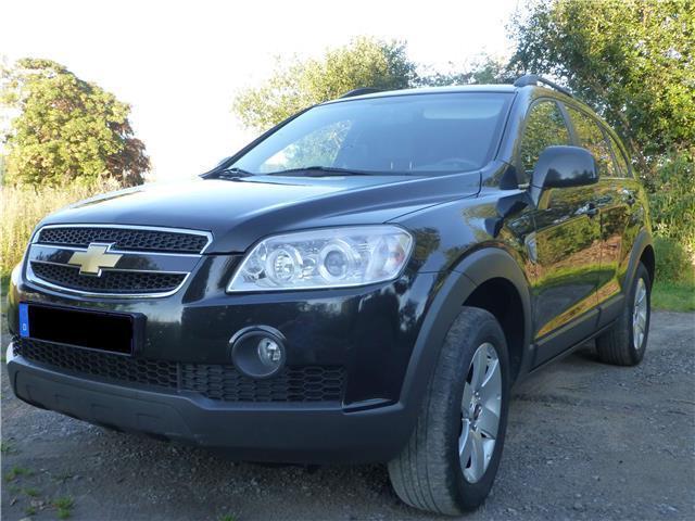 Verkauft Chevrolet Captiva 24 2wd 7 S Gebraucht 2009 99000 Km