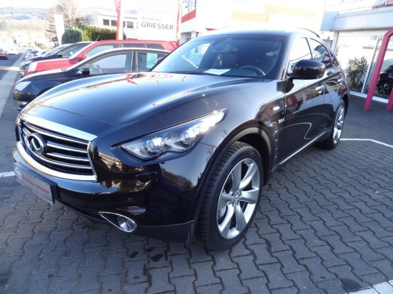 gebraucht awd aut s premium bi xenon infiniti qx70 2016 km in b dingen. Black Bedroom Furniture Sets. Home Design Ideas
