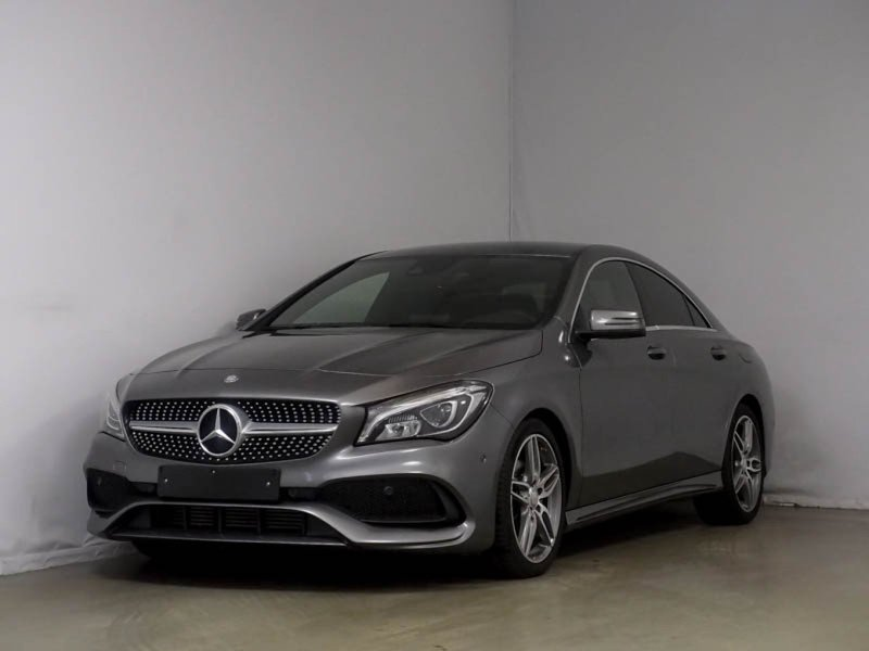 verkauft mercedes cla180 coup gebraucht 2016 km in m nchengladbach. Black Bedroom Furniture Sets. Home Design Ideas