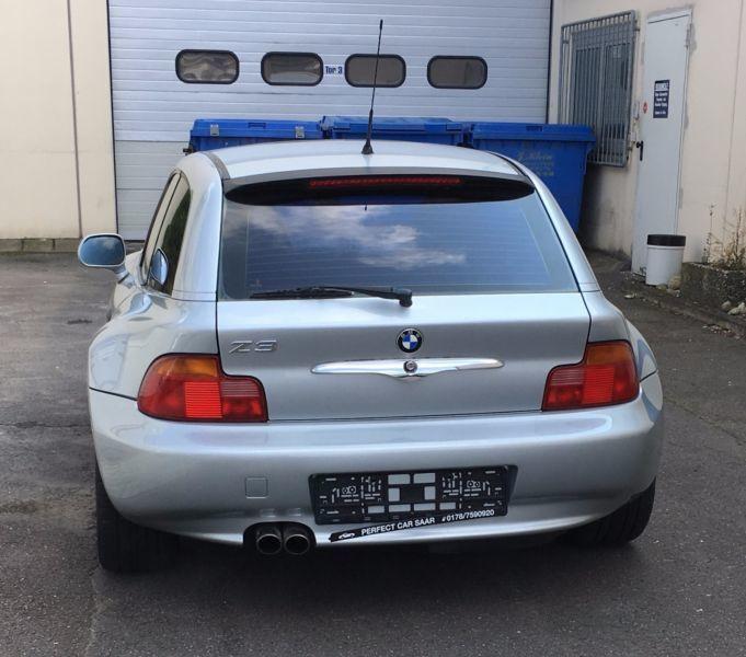 Bmw Z3 2 8 L: Verkauft BMW Z3 Coupe 2.8, Gebraucht 2000, 159.732 Km In Weyhe
