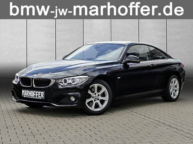 gebraucht i coupe sport aut sportline navi shz pdc bmw 420 2016 km in crailsheim. Black Bedroom Furniture Sets. Home Design Ideas