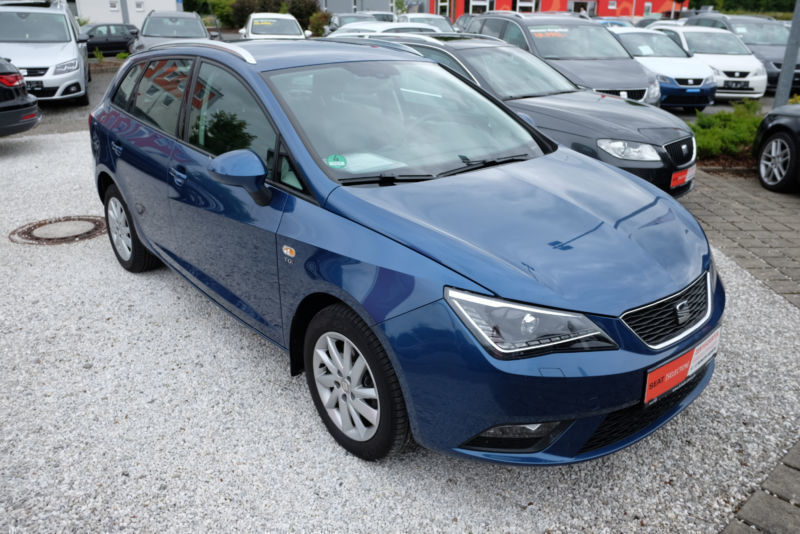 verkauft seat ibiza st st 1 6 tdi cr s gebraucht 2012 km in werneck. Black Bedroom Furniture Sets. Home Design Ideas