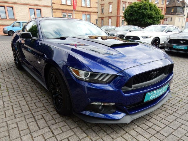 Spare 4 700 Ford Mustang Gt 5 0 Benzin 421 Ps 2016