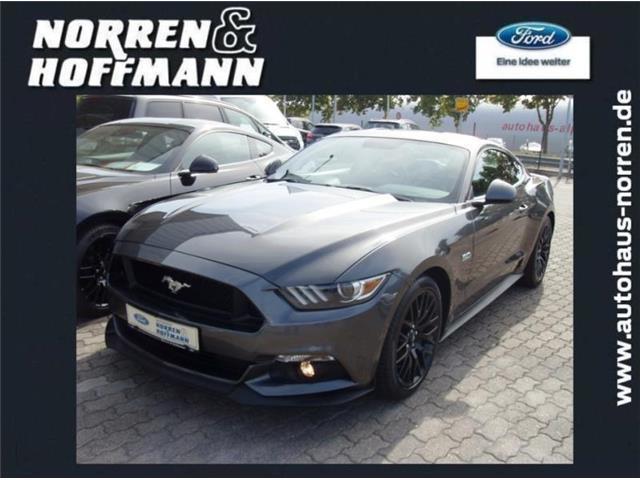 Verkauft Ford Mustang Gt Fastback Gebraucht 2015 64 000 Km In