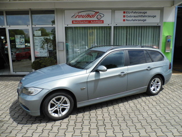 verkauft bmw 320 touring d gebraucht 2006 km in. Black Bedroom Furniture Sets. Home Design Ideas