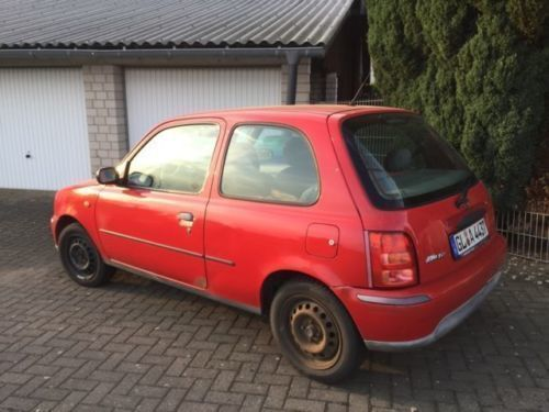 verkauft nissan micra 1 5 diesel euro 3 gebraucht 2001 km in monheim. Black Bedroom Furniture Sets. Home Design Ideas