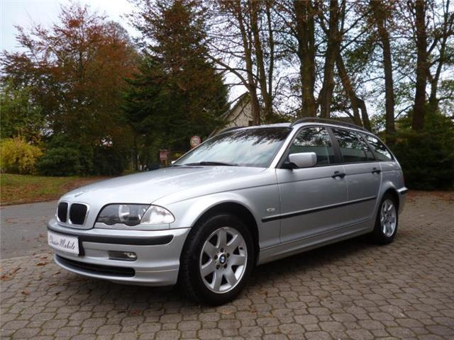 verkauft bmw 320 d touring gebraucht 2001 km in beverstedt. Black Bedroom Furniture Sets. Home Design Ideas