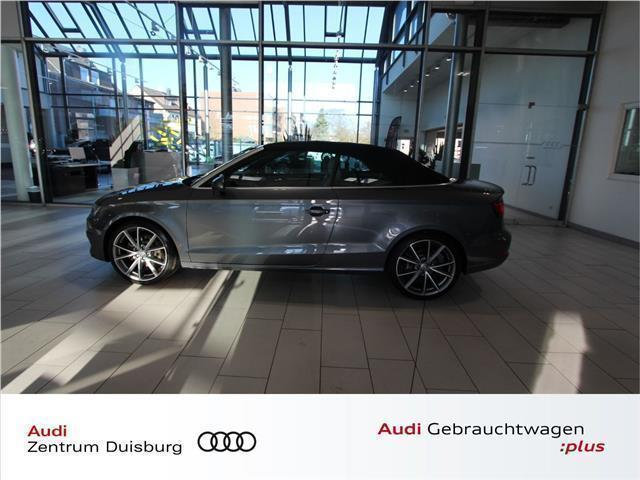 verkauft audi a3 cabriolet ambition 2 gebraucht 2016 km in duisburg. Black Bedroom Furniture Sets. Home Design Ideas