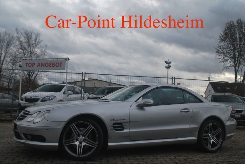 verkauft mercedes sl500 roadster sl am gebraucht 2002 km in hildesheim. Black Bedroom Furniture Sets. Home Design Ideas