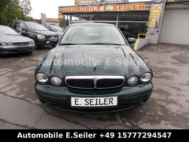 verkauft jaguar x type 2 0 diesel vol gebraucht 2004 km in w rselen. Black Bedroom Furniture Sets. Home Design Ideas