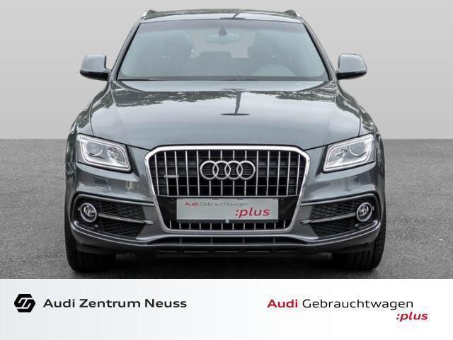 gebraucht Audi Q5 Quattro 2.0 TDI s tronic - Klima,Xenon,Sitzheizung