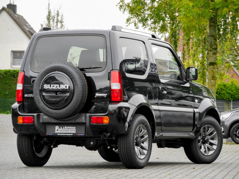verkauft suzuki jimny jimny1 3 style gebraucht 2017 km in beckum. Black Bedroom Furniture Sets. Home Design Ideas