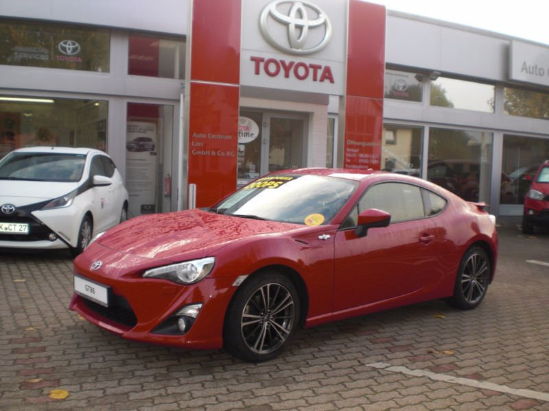 gt86 gebrauchte toyota gt86 kaufen 206 g nstige autos. Black Bedroom Furniture Sets. Home Design Ideas