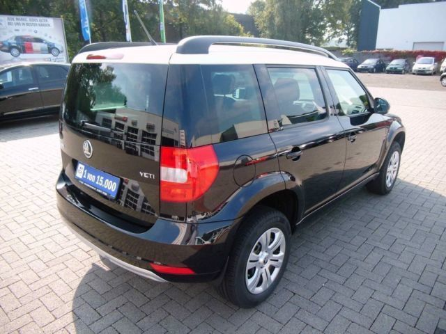 verkauft skoda yeti 1 2 tsi active gebraucht 2014 10 km. Black Bedroom Furniture Sets. Home Design Ideas