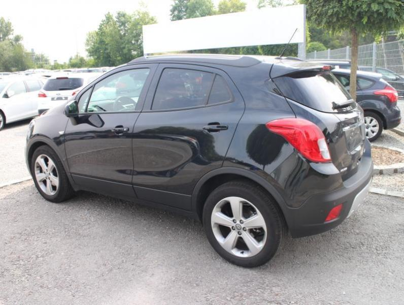 verkauft opel mokka 1 4 turbo edition gebraucht 2014 km in de straubing. Black Bedroom Furniture Sets. Home Design Ideas