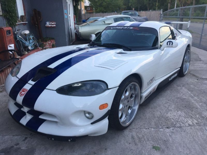 verkauft dodge viper gts gebraucht 1999 km in kempten. Black Bedroom Furniture Sets. Home Design Ideas