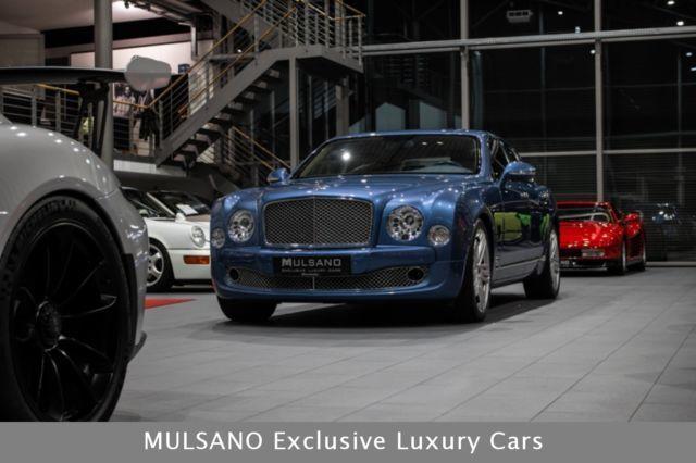 Verkauft Bentley Mulsanne My 11 Naim 2 Gebraucht 2012 40584 Km